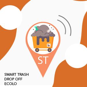 smart trash